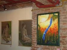 Obras en exposición