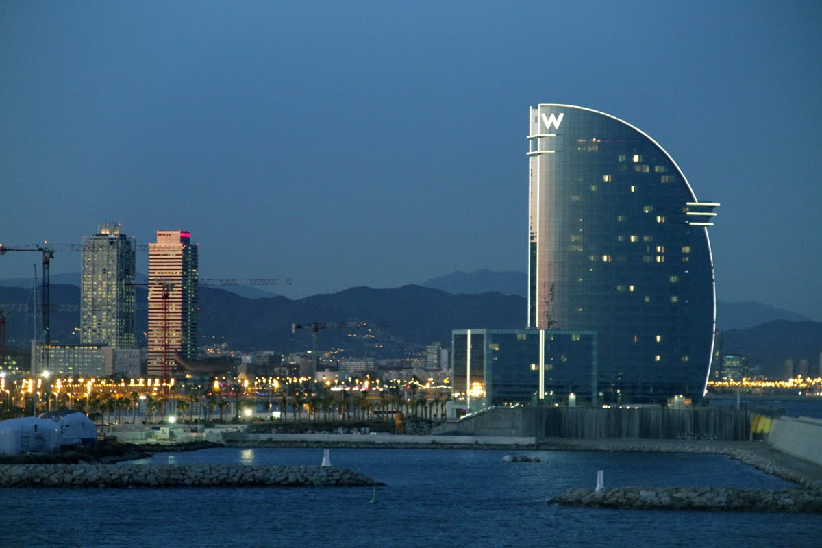 hotel world trade center barcelona