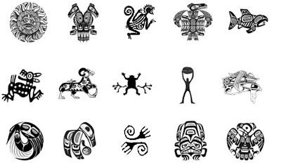 Tatuajes Precolombinos