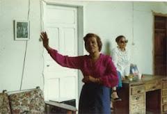 Doña Chana Montoya Burguera