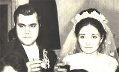 Jose Luis Burguera Montoya y Marcela Pascu