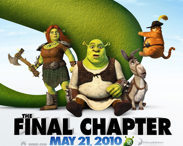 Shrek Forever After Film