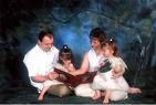 keluarga harmonis didik anak maksimal