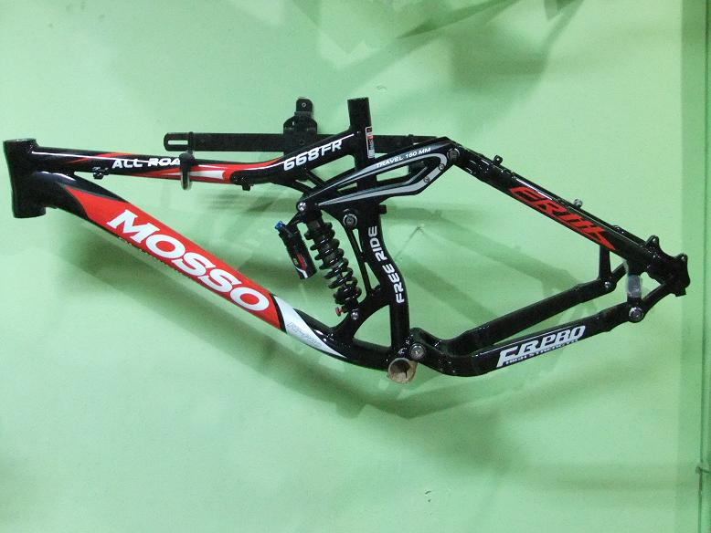Frame Mosso 668 FR PRO ALL ROAD Harga: Rp. 2.700.000