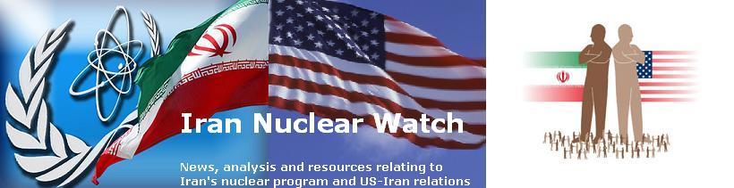 Iran Nuclear Watch