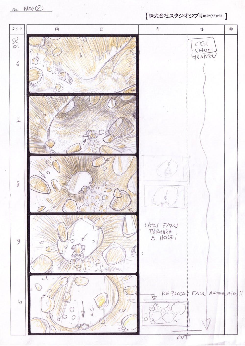 storyboard template online