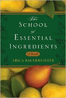 The School of Essential Ingredients at A Book Blogger's Diary