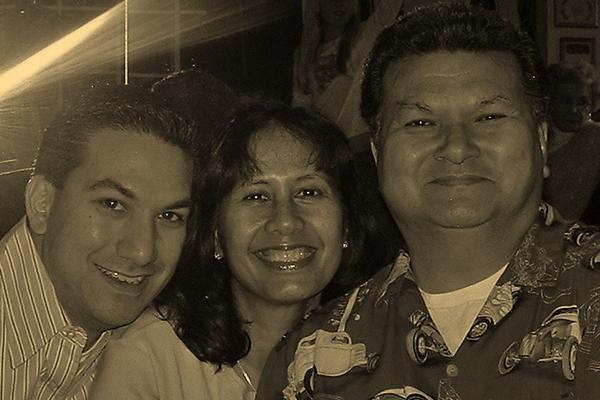 To My Mom & Dad...I love you with all my heart and Thank you for always supporting me!!!
