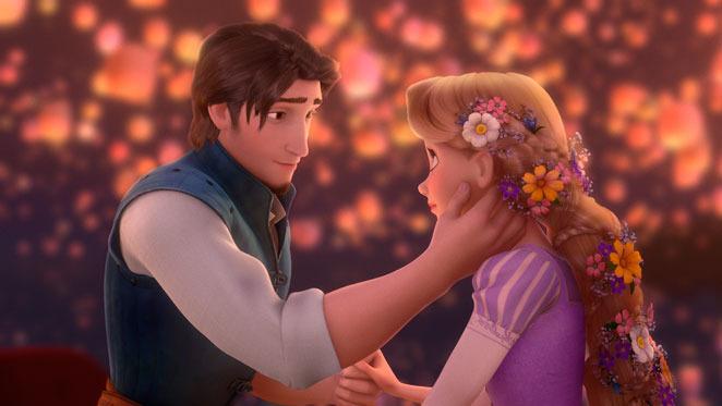 Disney Hollywood Enredados Letra De La Canción Por Fin Veo La Luz