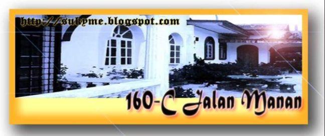 160c Jalan Manan