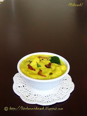 Chakkakkuru-Maanga curry