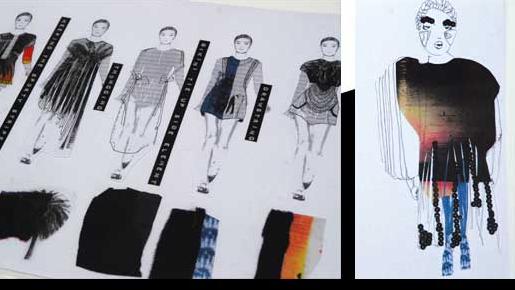 Fashion Lab Fad Finalists Portfolio Examples