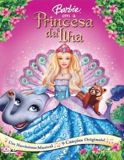 Barbie Em: A Princesa da Ilha - 2007