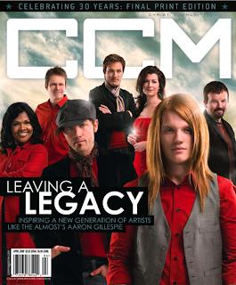 goodbye ccm magazine - Matthew Paul Turner