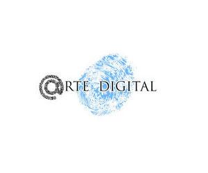 arte digital logo simple