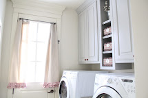 Laundry Room & Giveaway - Shanty 2 Chic