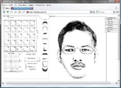 Criminologia: ¿Cómo se hace un Retrato Hablado
