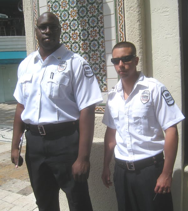 Coconut Grove Grapevine New Security Guards Covering The Streets