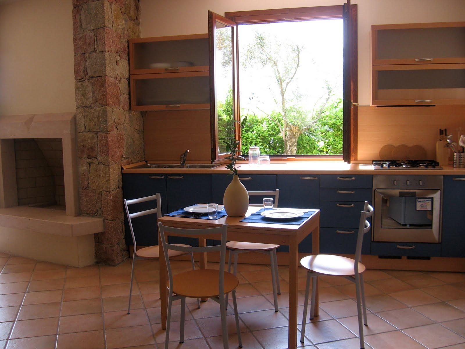 A casa di Letizia La cucina