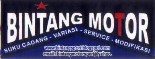 BENGKEL  Bintang Motor Sport