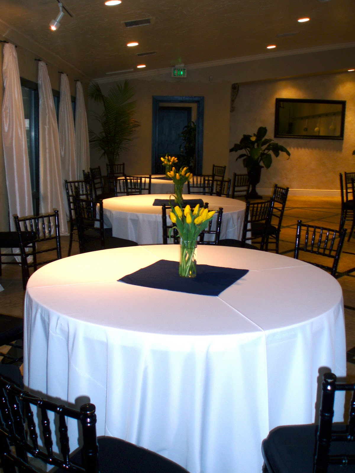 best wedding ideas: Lovely Navy Blue Wedding Centerpieces ...