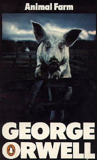 what is the setting in animal farm