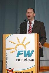 Hubert Aiwanger, Freie Wähler Bayern