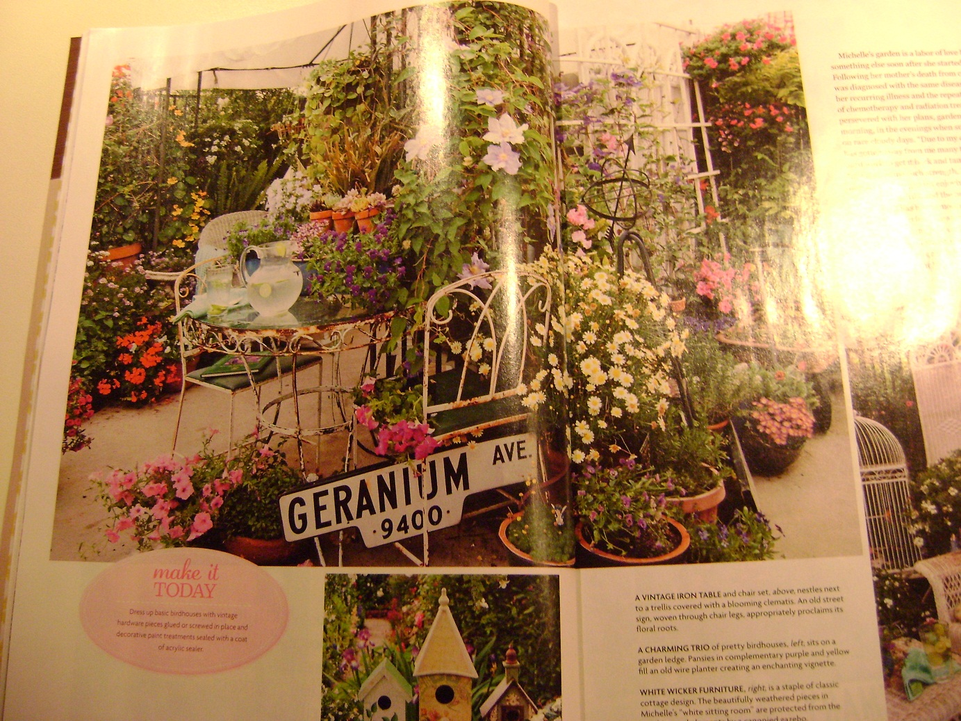 Flea Market Garden Magazine