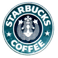 old starbucks logo