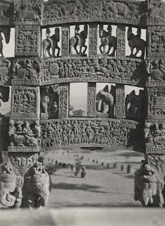 Buddhist ruins, <span class=