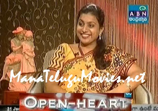 Roja in Open Heart with RK