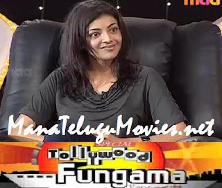 Kajal Agarwal in Tollywood Fungama
