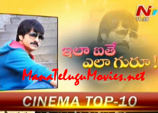 Audience fed up with RaviTeja's Routine Roles ?