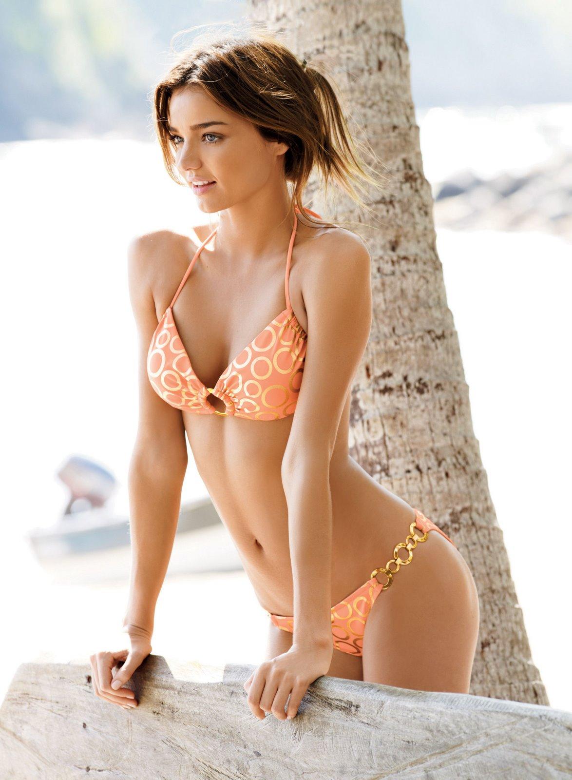 BModels: Miranda Kerr - Victoria's Secret Swimsuit 2009