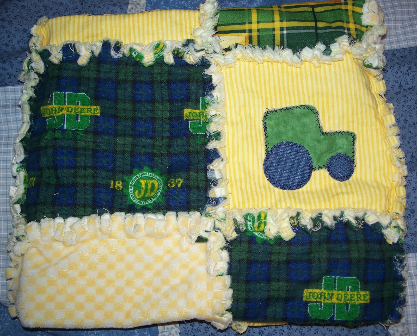 Deerecountry Quilts Little Boys Quilts