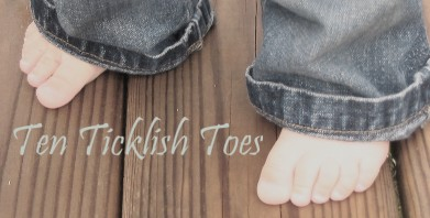 Ten Ticklish Toes