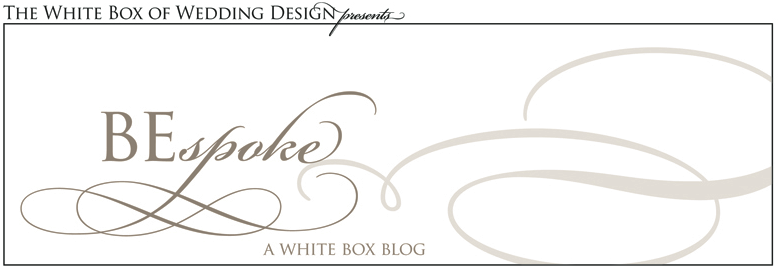 Bespoke - A White Box Blog