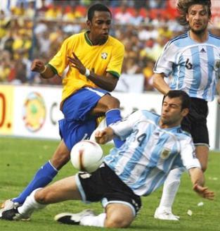 Brasil Vs. Argentina Brasilcamp1