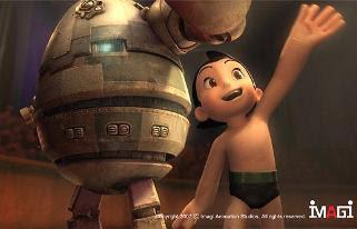 Astroboy : Primera imagen de la Pelicula Astroboymovie
