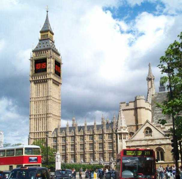 Digital Big Ben