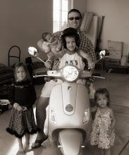 Vespa rides
