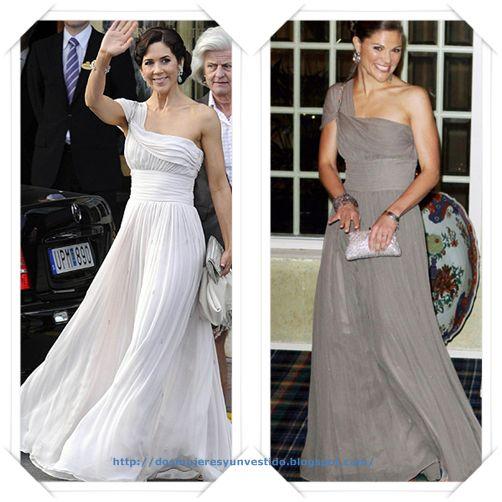 Vestidos de fiesta reina de jordania