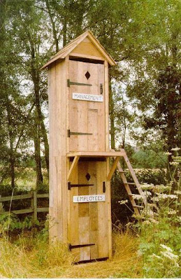 Funny Outhouse