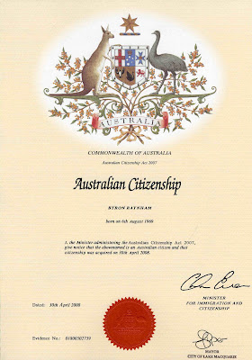 Australian citizenship book 2018 order