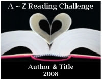 2008 A to Z Reading Challenge