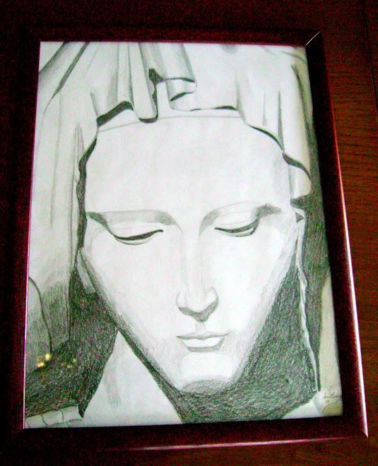 """""""Pietá"""" de Miguel Ângelo 60Euros"""