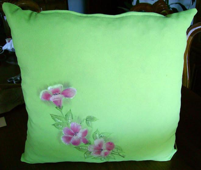 Almofada Verde 45x45cm