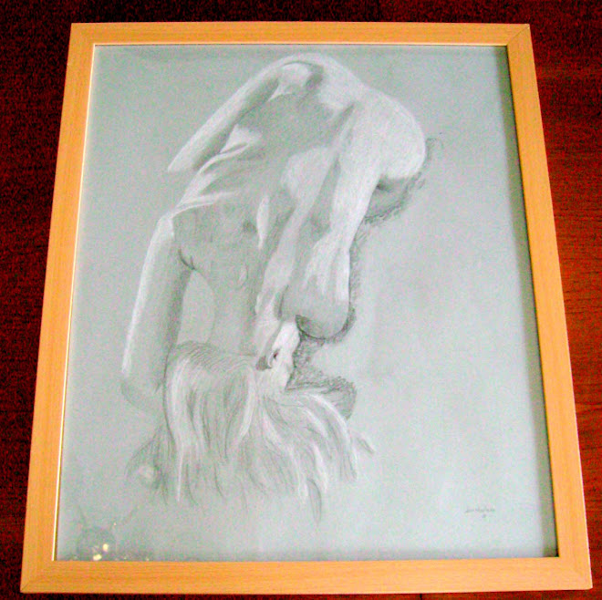 """Danaide"" de Rodin 60x50cm 75Euros"