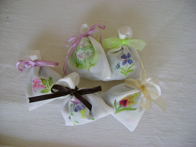 Saquinhos Alfazema em miniatura- 2Euros
