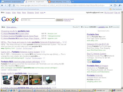 Yay thanks for following that 301 google! - NESp Blog